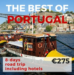 "8 days Self Drive Tour ""Best of Portugal """